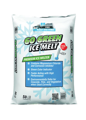 Snow and Ice Mgmt Premium Ice Melt is a fast-acting and effective snow and ice melting solution.